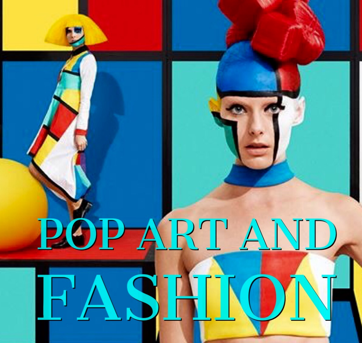 Pop Art and Fashion