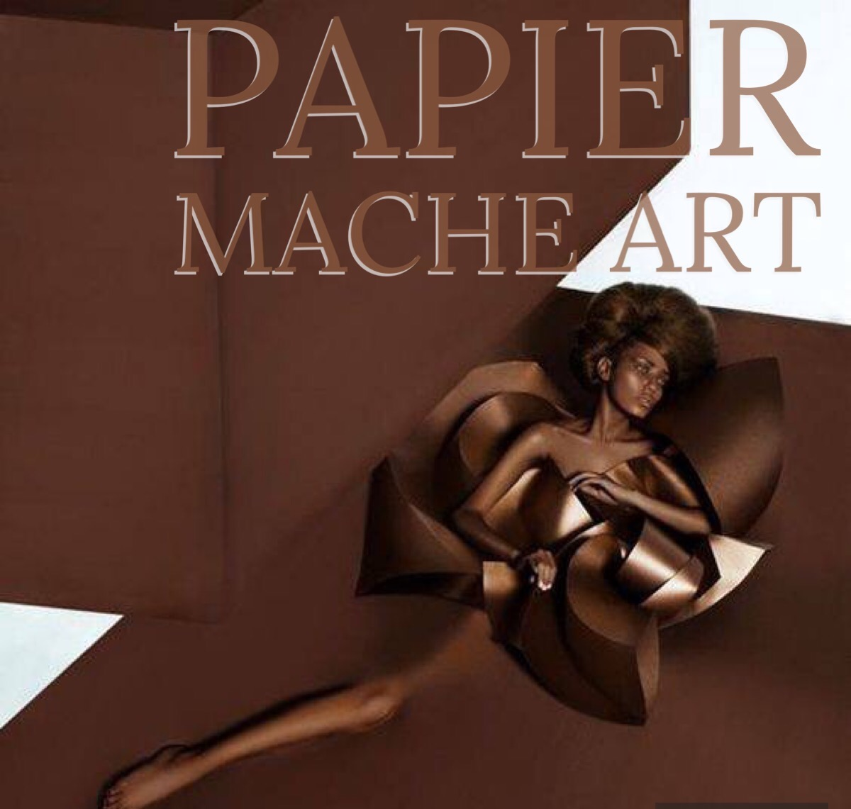 Papier Mache Art in Fashion
